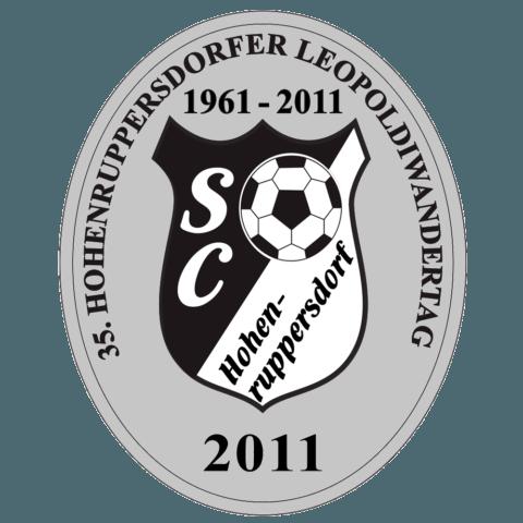 2011-Medaille-Leopoldiwandertag Hohenruppersdorf