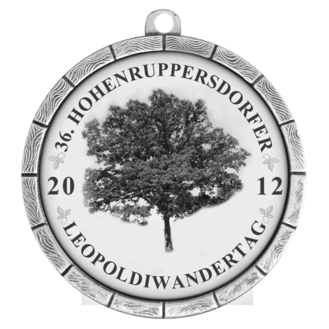 2012-Medaille-Leopoldiwandertag Hohenruppersdorf