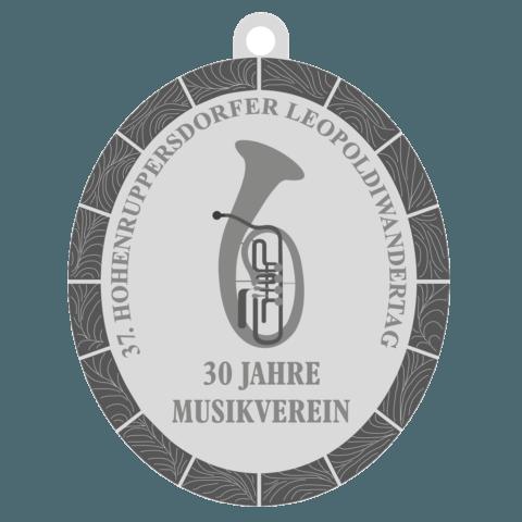 2013-Medaille-Leopoldiwandertag Hohenruppersdorf