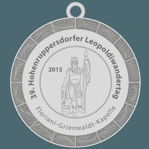 2015-Medaille-Leopoldiwandertag Hohenruppersdorf