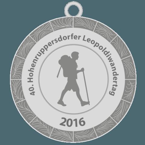 2016-Medaille-Leopoldiwandertag Hohenruppersdord